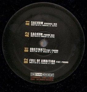 DJ Daisy aka Mandragore - Sacrum (Repress)