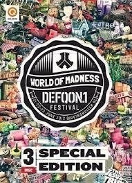 Defqon 2012 (CD/DVD/BLURAY+BONUS)