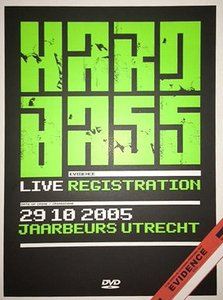 Hard Bass 2005 Jaarbeurs Utrecht (DVD)