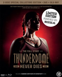Thunderdome - Never Dies *LIMITED COLLECTORS EDITION* (BLU-RAY+DVD)