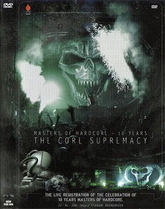 Masters Of Hardcore - 10 Years - The Core Supremacy (DVD)