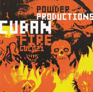 Powder Productions – Cuban Fire (CD)