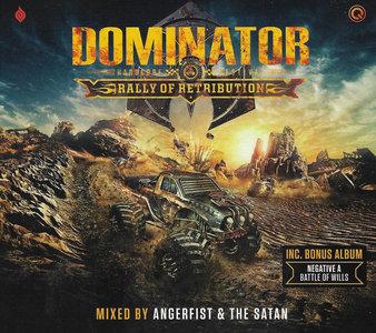 Dominator 2019 - Rally Of Retribution (3CD)