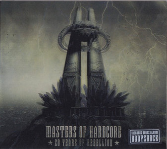 Masters of Hardcore - 20 Years Of Rebellion (3CD)