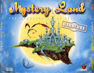 Mystery Land - The European Dance Festival - Hardcore