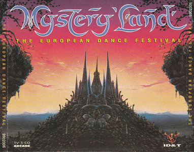 Mystery Land - The European Dance Festival