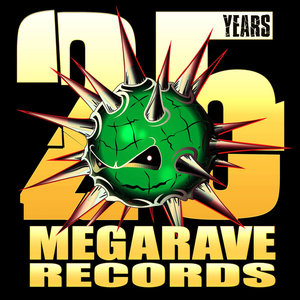 Megarave Records - 25 Years (4CD)