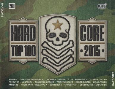 Hardcore Top 100 - 2015 (2CD)