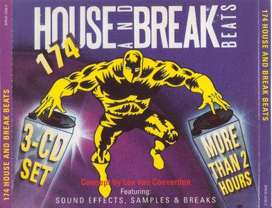 174 House & Break Beats (DJ Tools) (3CD)