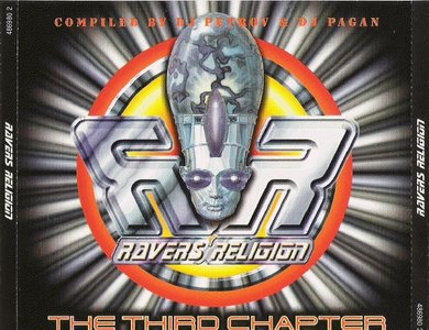 Ravers Religion - The Third Chapter (2CD)