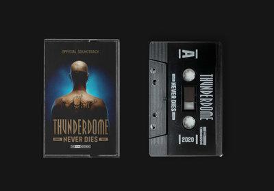 Thunderdome Never Dies Soundtrack (Cassettetape)