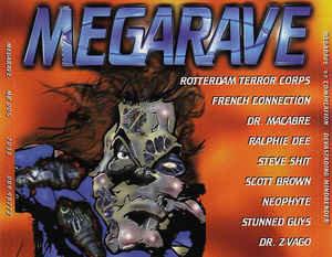 Megarave '97 Compilation - Devastading Mindbender (2CD)