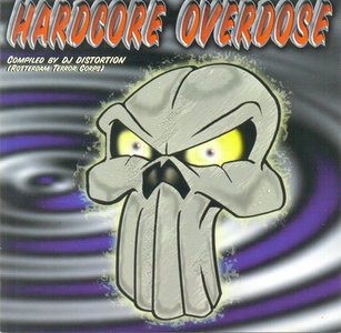 DJ Distortion - Hardcore Overdose (CD)
