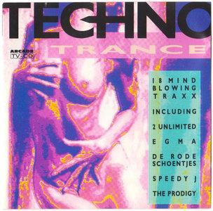 Techno Trance (CD)
