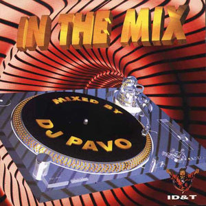 Dj Pavo - In The Mix (CD)