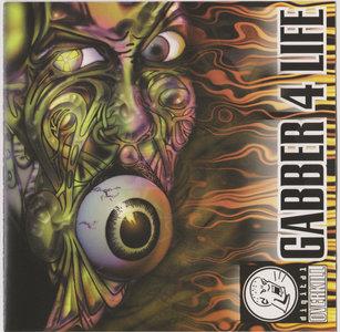 Gabber 4 Life (CD)