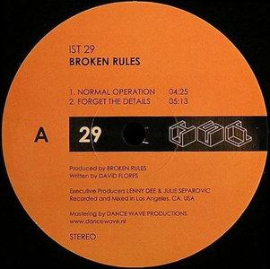 Broken Rules - Normal Operation