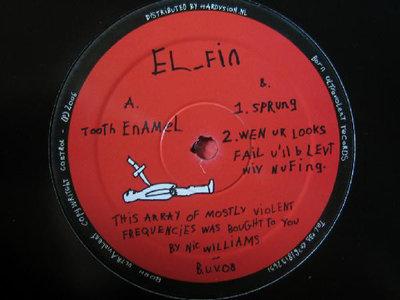 El_Fin - Tooth Enamel