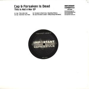 Forsaken Is Dead - This Is Not A War EP