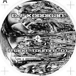 DJ Korrigan aka Helius Zhamiq - Maro Trumm 01
