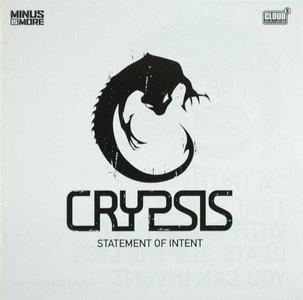 Crypsis - Ctatement of Intent