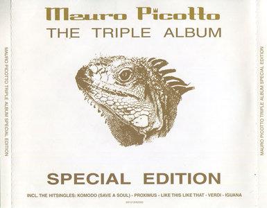 Mauro Picotto - The Triple Album (3CD)