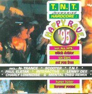 Happy Rave '95 (CD)