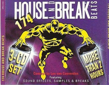House And Break Beats (3CD)