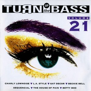 Turn Up the Bass 21 (CD)