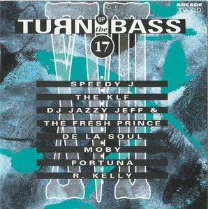 Turn Up the Bass 17 (CD)