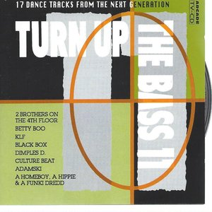 Turn Up the Bass 11 (CD)