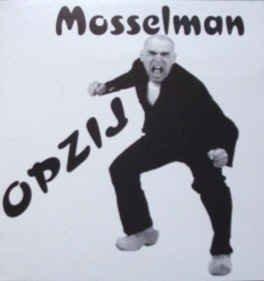 Mosselman - Opzij (CDS)