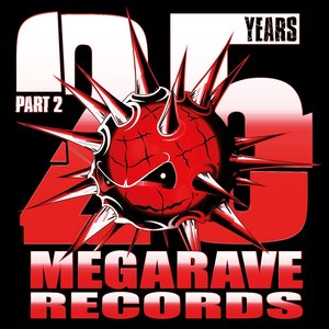 Megarave Records - 25 Years Part 2 (4CD)